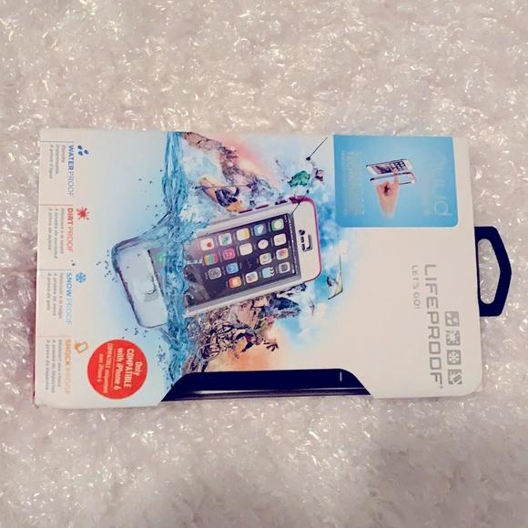 LifeProof Nuud Water Proof iPhone6/Plus Phone Case